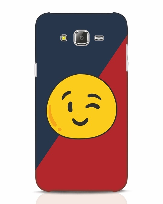 Shop Wink It Samsung Galaxy J7 Mobile Cover-Front