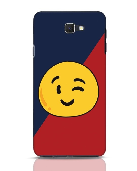 Shop Wink It Samsung Galaxy J7 Prime Mobile Cover-Front