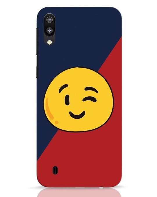 Shop Wink It Samsung Galaxy M10 Mobile Cover-Front