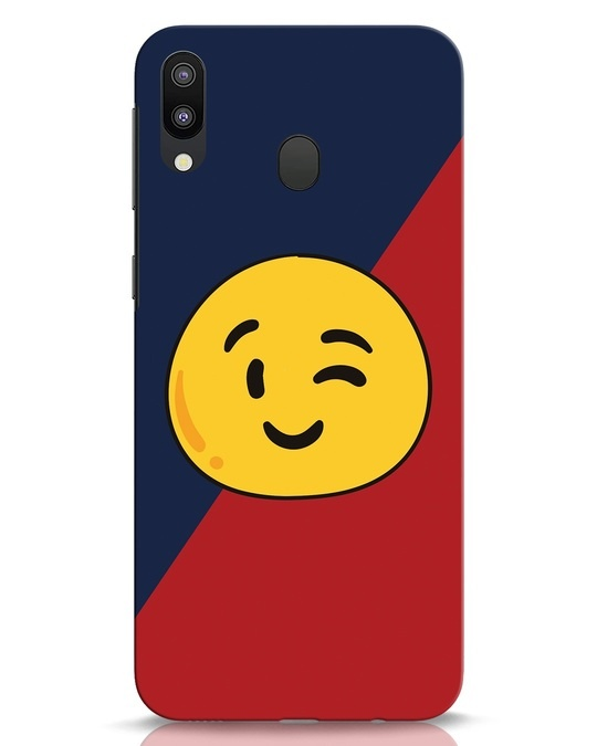 Shop Wink It Samsung Galaxy M20 Mobile Cover-Front
