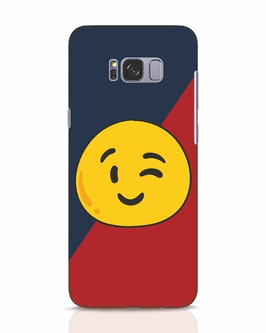 Shop Wink It Samsung Galaxy S8 Mobile Cover-Front