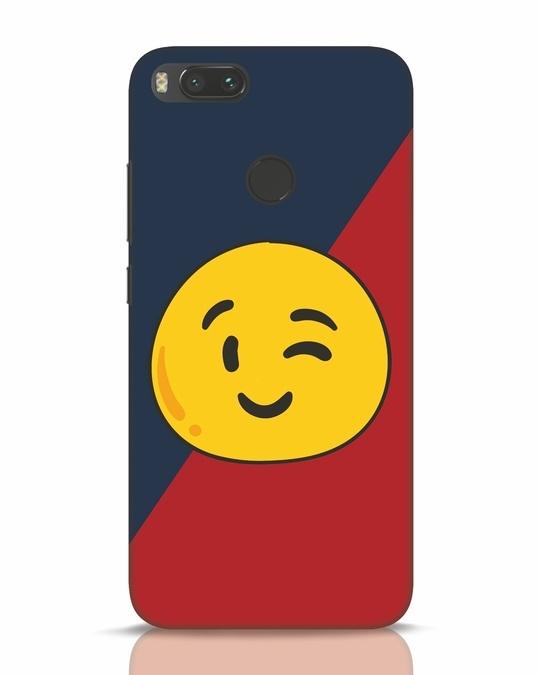 Shop Wink It Xiaomi Mi A1 Mobile Cover-Front