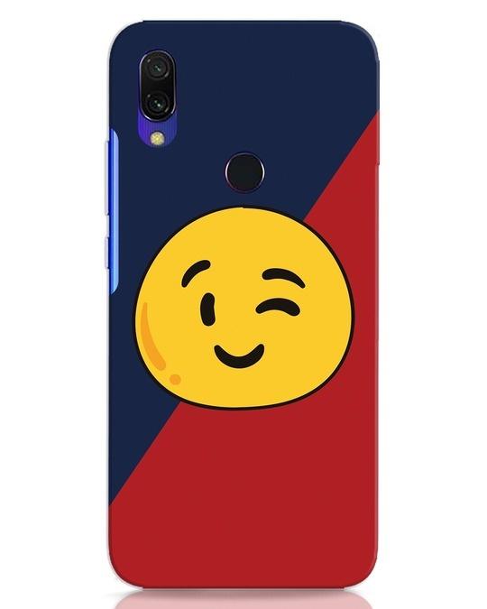 Shop Wink It Xiaomi Redmi 7 Mobile Cover-Front