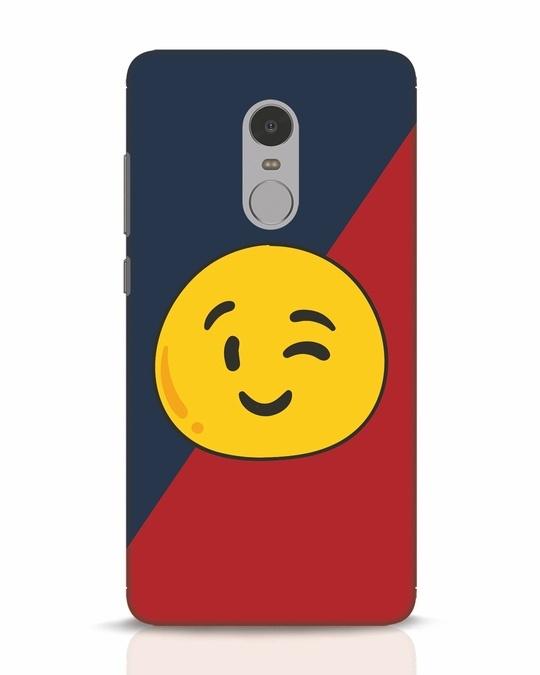 Shop Wink It Xiaomi Redmi Note 4 Mobile Cover-Front