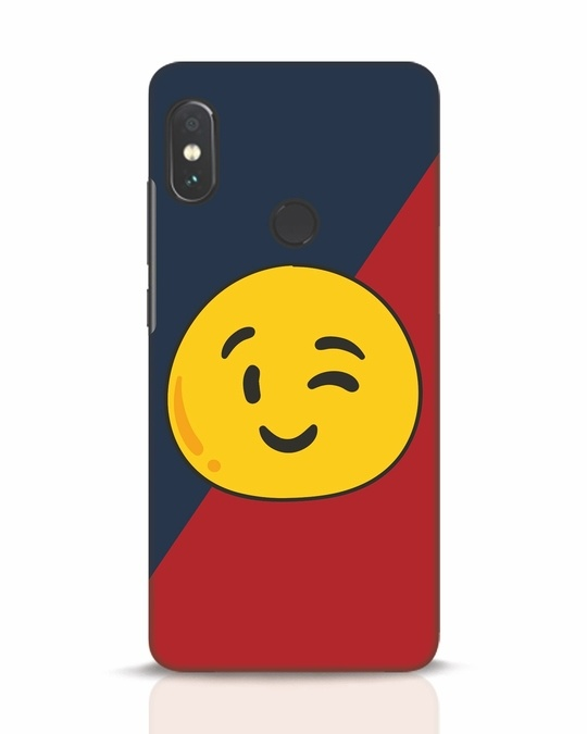Shop Wink It Xiaomi Redmi Note 5 Pro Mobile Cover-Front