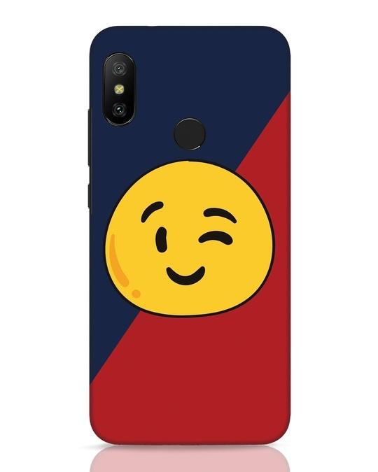 Shop Wink It Xiaomi Redmi Note 6 Pro Mobile Cover-Front