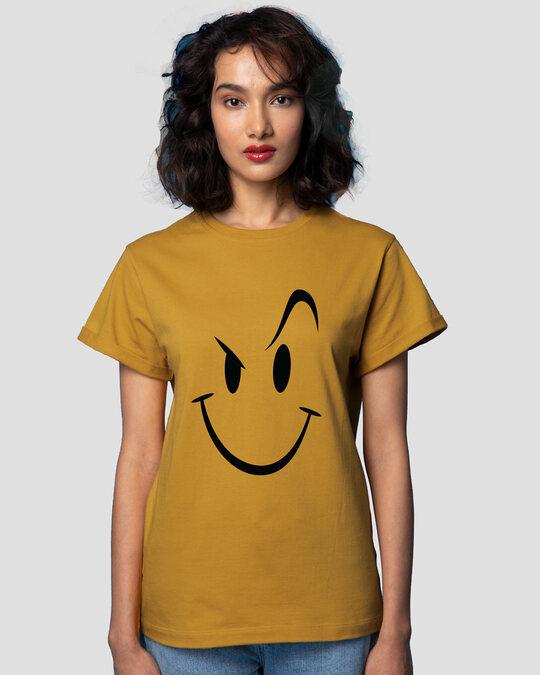 Shop Wink New Boyfriend T-Shirt-Front