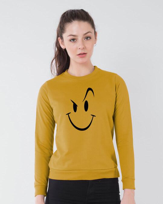 Shop Wink New Fleece Light Sweatshirt-Front