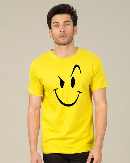 Shop Wink New Half Sleeve T-Shirt-Front