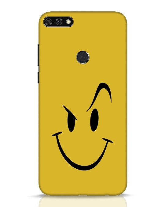 Shop Wink New Huawei Honor 7C Mobile Cover-Front
