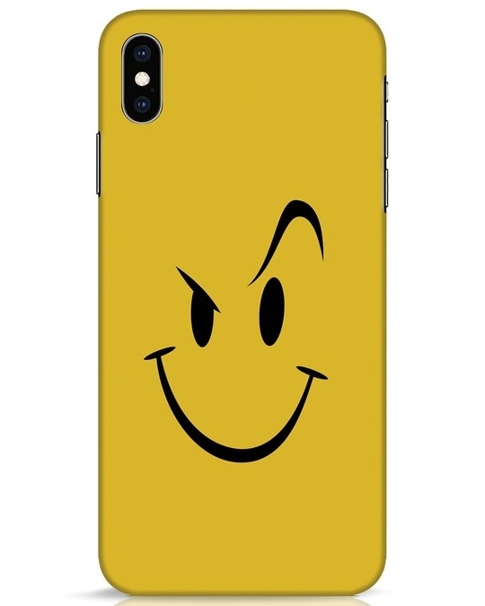 Shop Wink New iPhone XS Max Mobile Cover-Front