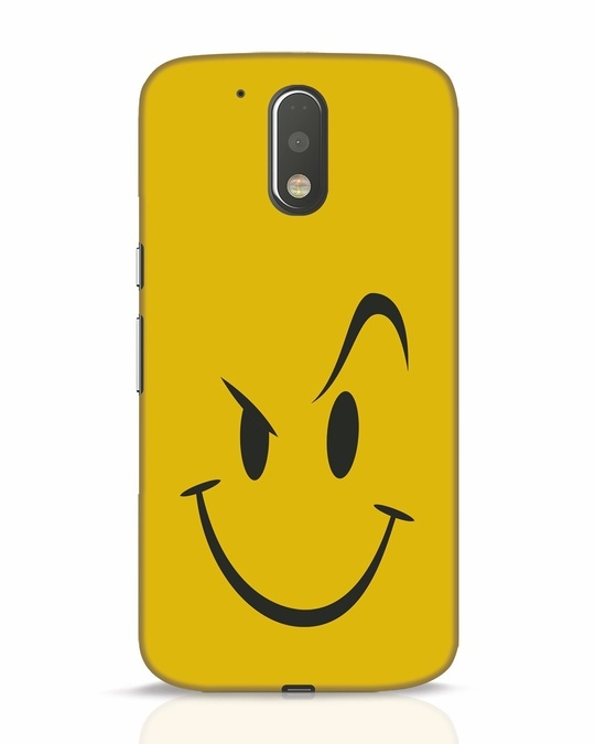 Shop Wink New Moto G4 Plus Mobile Cover-Front