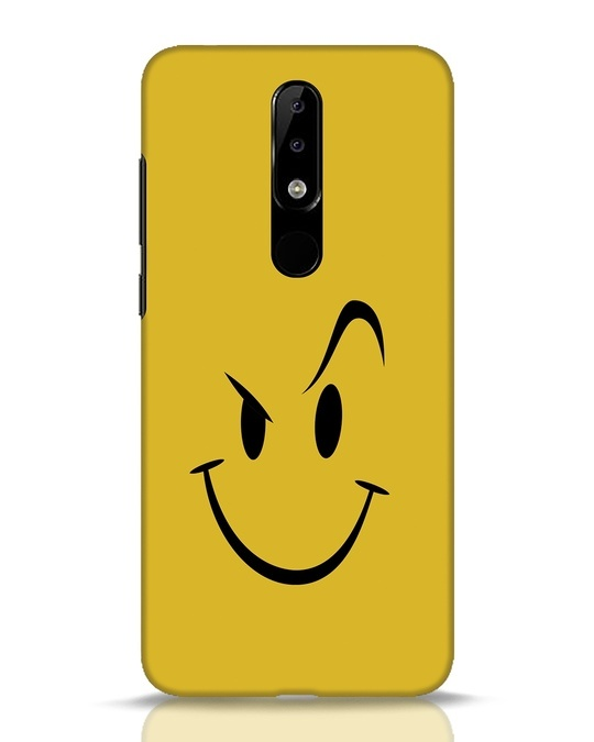 Shop Wink New Nokia 5.1 Plus Mobile Cover-Front