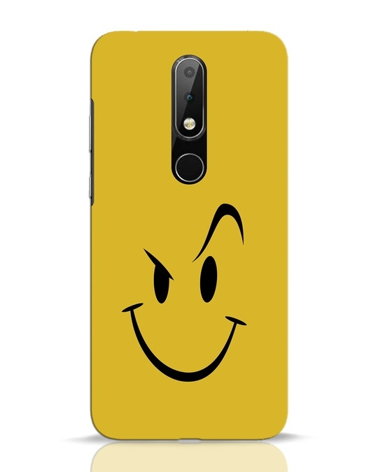 Shop Wink New Nokia 6.1 Plus Mobile Cover-Front