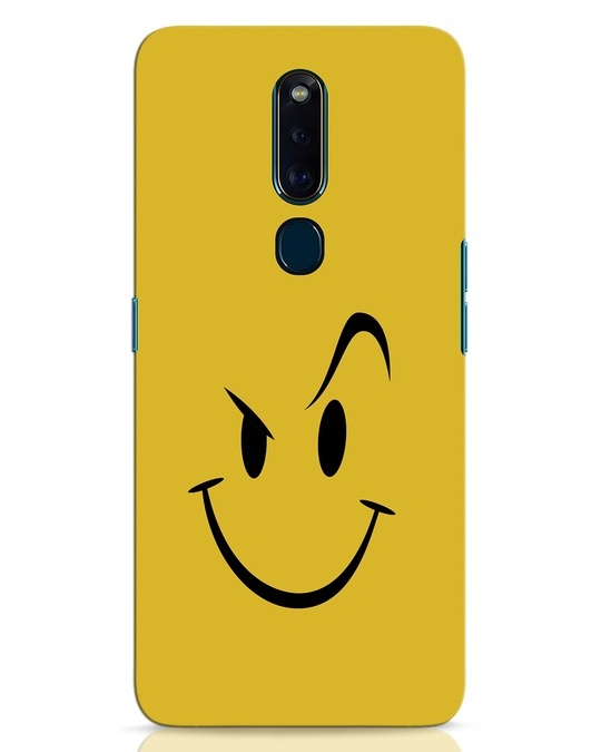 Shop Wink New Oppo F11 Pro Mobile Cover-Front