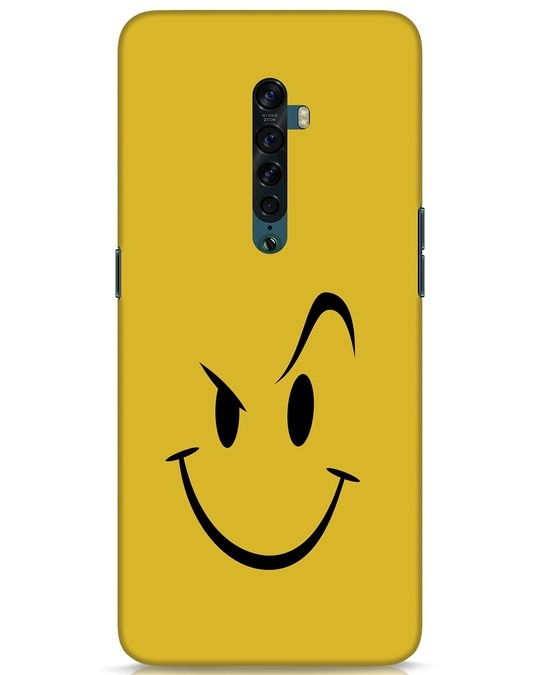 Shop Wink New Oppo Reno 2 Mobile Cover-Front