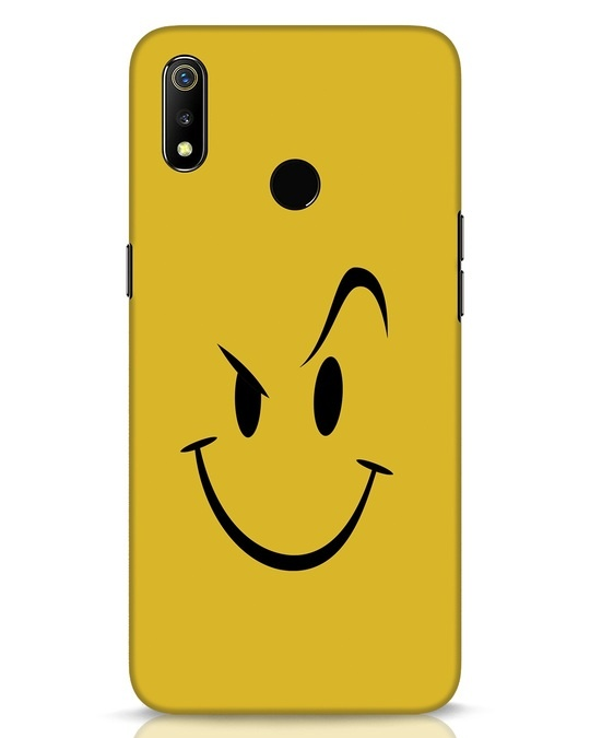 Shop Wink New Realme 3 Mobile Cover-Front