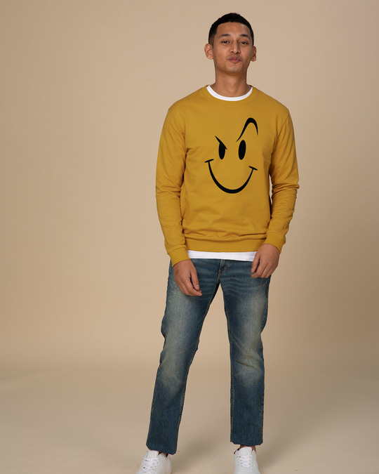 Shop Wink New Fleece Light Sweatshirt-Design