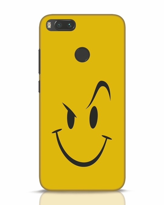 Shop Wink New Xiaomi Mi A1 Mobile Cover-Front