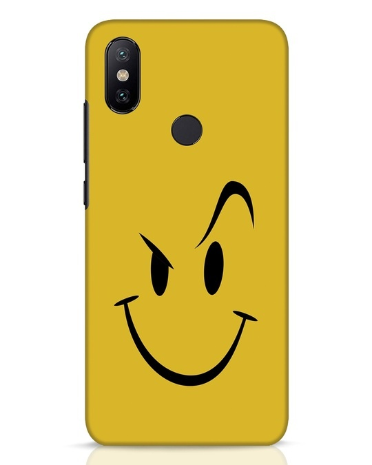 Shop Wink New Xiaomi Mi A2 Mobile Cover-Front