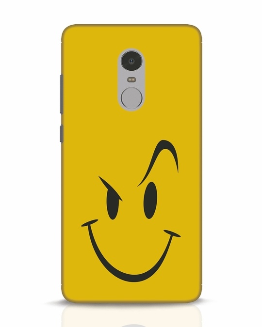 Shop Wink New Xiaomi Redmi Note 4 Mobile Cover-Front