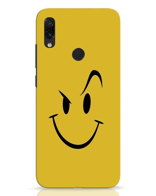Shop Wink New Xiaomi Redmi Note 7 Pro Mobile Cover-Front