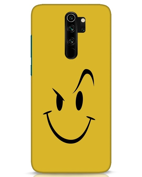 Shop Wink New Xiaomi Redmi Note 8 Pro Mobile Cover-Front