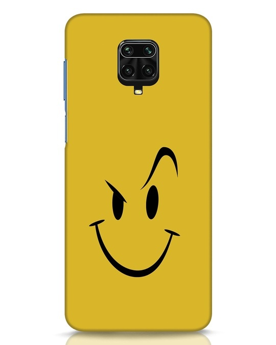 Shop Wink New Xiaomi Redmi Note 9 Pro Mobile Cover-Front