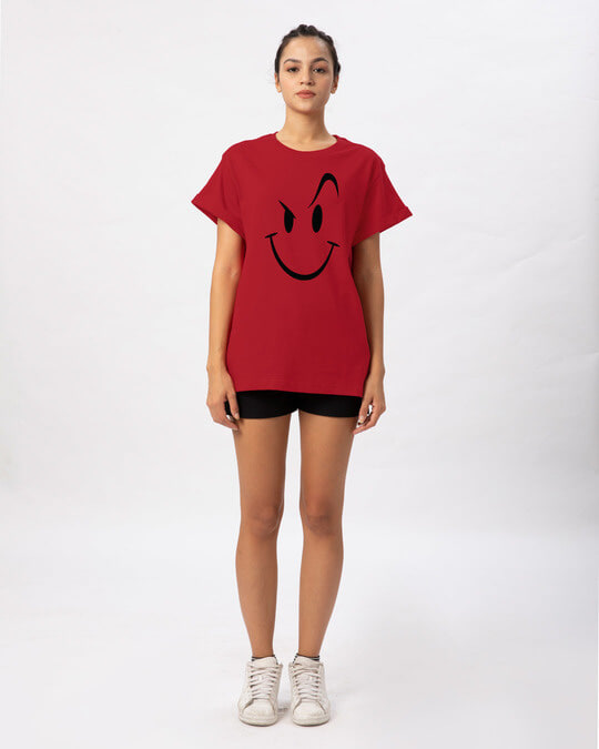 Shop Wink New Boyfriend T-Shirt-Full