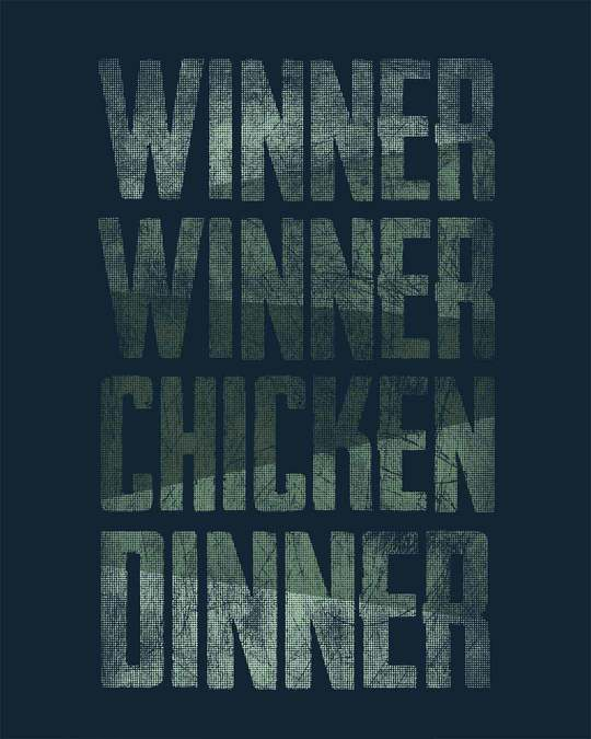 Shop Winner Chicken Full Sleeve T-Shirt