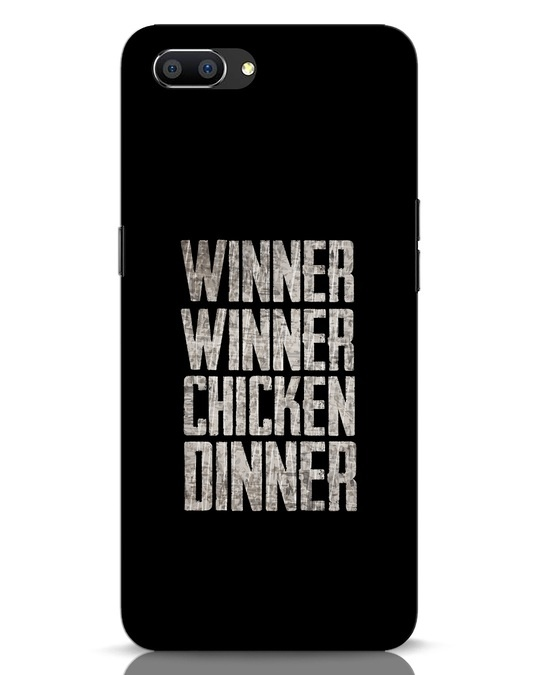 Shop Winner Winner Realme C1 Mobile Cover-Front