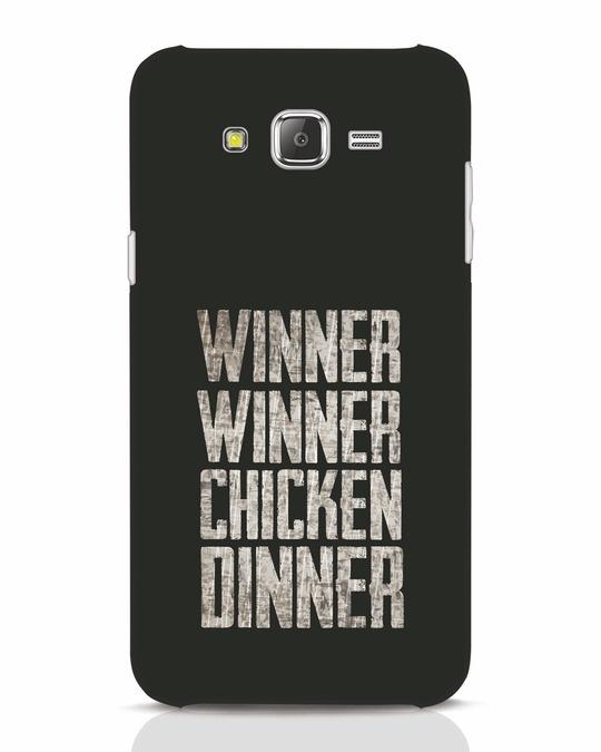 Shop Winner Winner Samsung Galaxy J7 Mobile Cover-Front