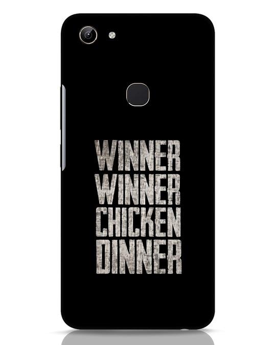 Shop Winner Winner Vivo Y81 Mobile Cover-Front