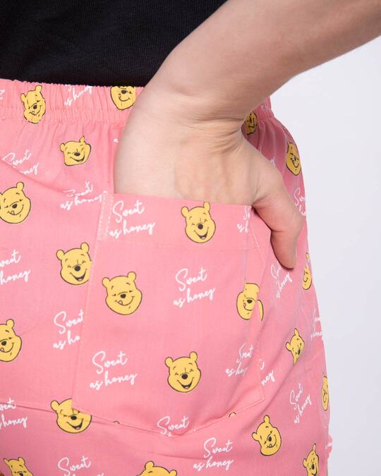 Shop Winnie The Pooh All Over Printed Boxer