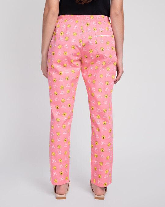 Shop Winnie The Pooh All Over Printed Pyjama-Design