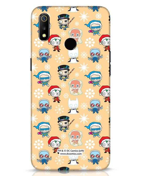 Shop Winter Dc Realme 3 Mobile Cover (BML)-Front
