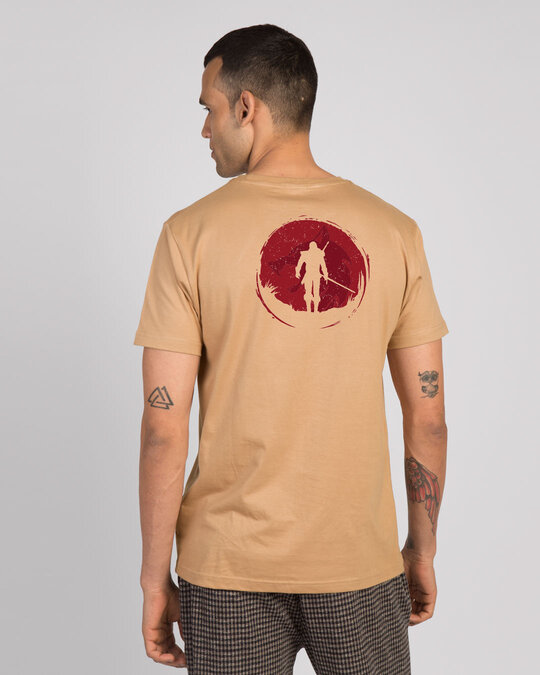 Shop Witcher Of Rivia Half Sleeve T-Shirt-Design
