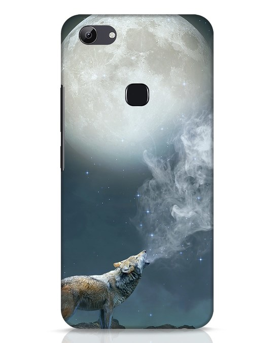 Shop Wolf Moon Vivo Y83 Mobile Cover-Front