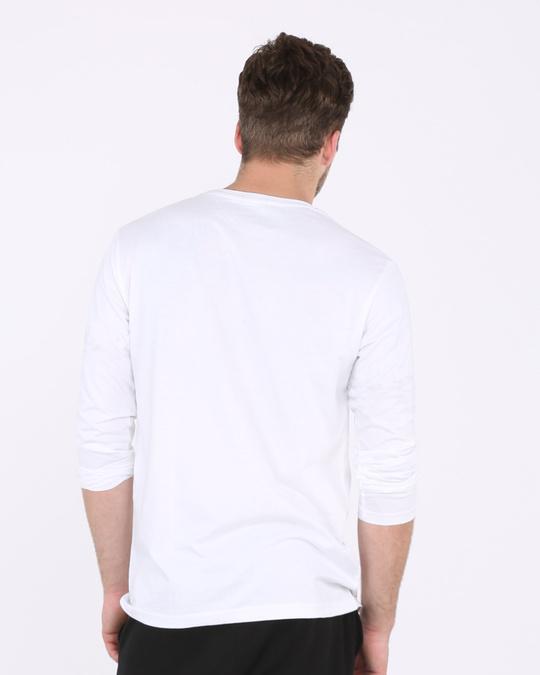 Shop Wolverine Snikt Full Sleeve T-Shirt (XML)-Back