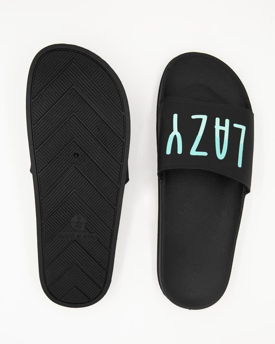Shop Women Lazy Af Sliders-Full