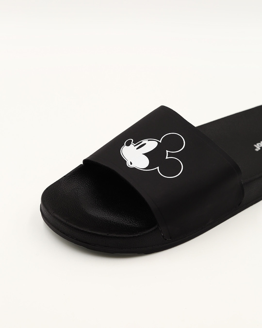 Shop Women Mickey Vs Mickey Sliders
