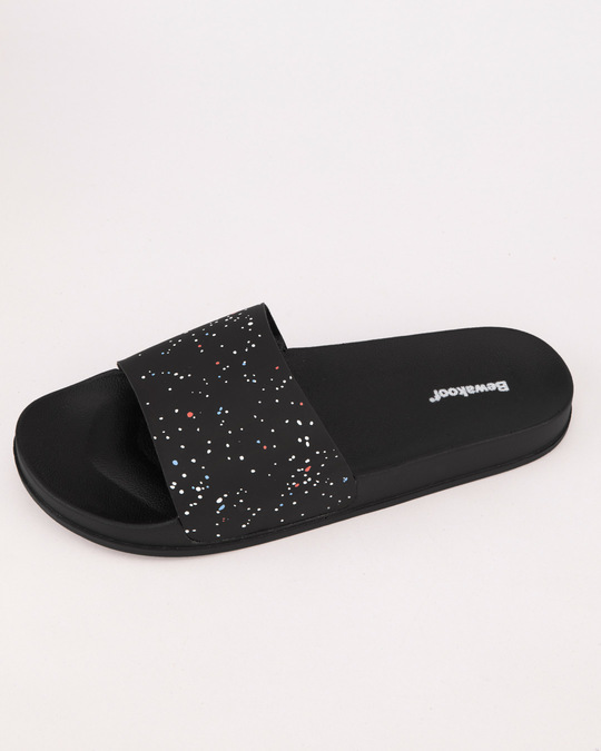 Shop Women Minimal Splatter Sliders-Full