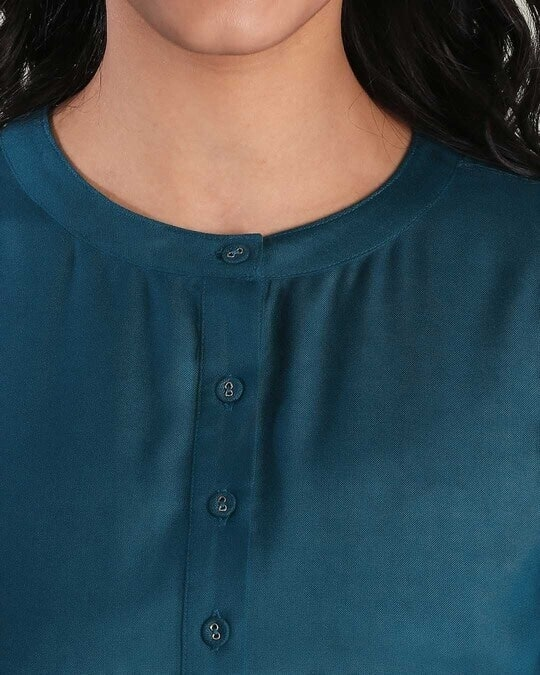 Shop Women's Embroiderred Pocket Kurta