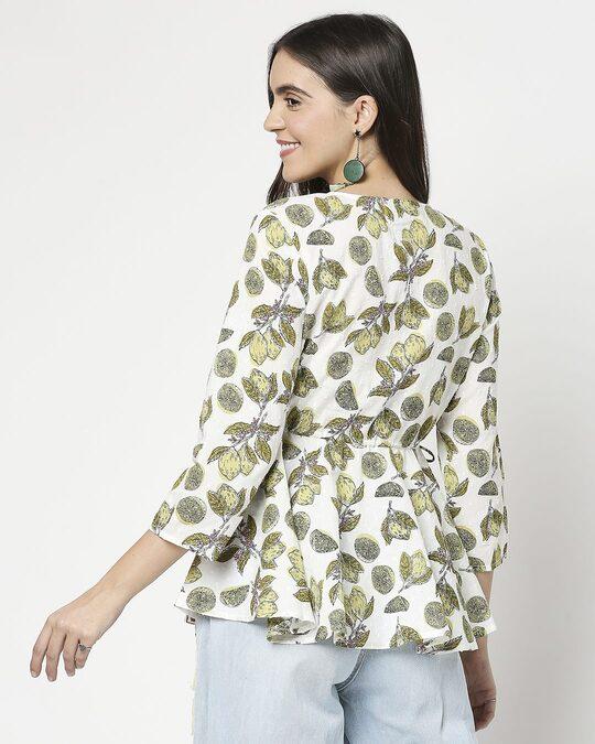 Shop Women's Ethnic Printed  Tunic-Full