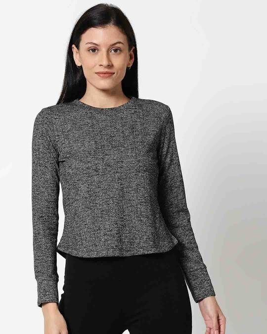 Shop Women's Light Winter Full Sleeves Top-Back
