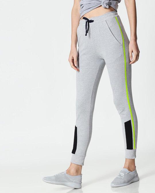 Shop Women's  Green Capsule Joggers-Back
