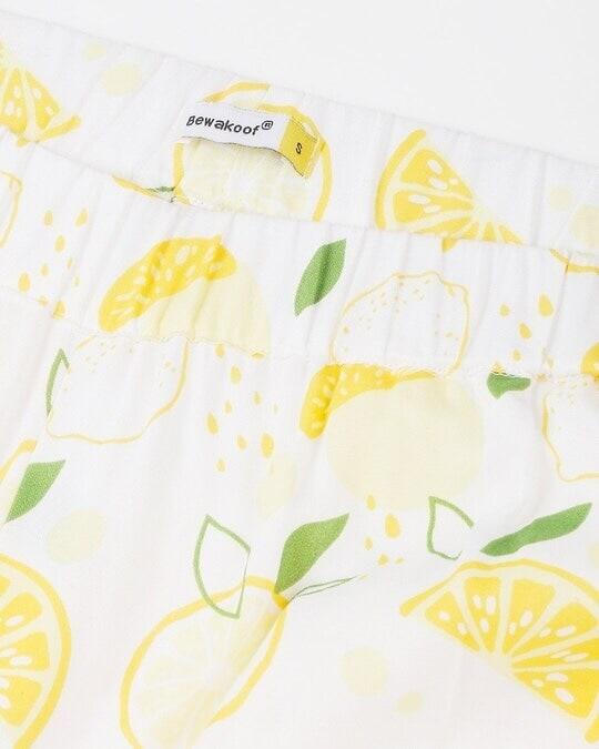 Shop Women's Printed T-Shirt & Pyjama Night Suit