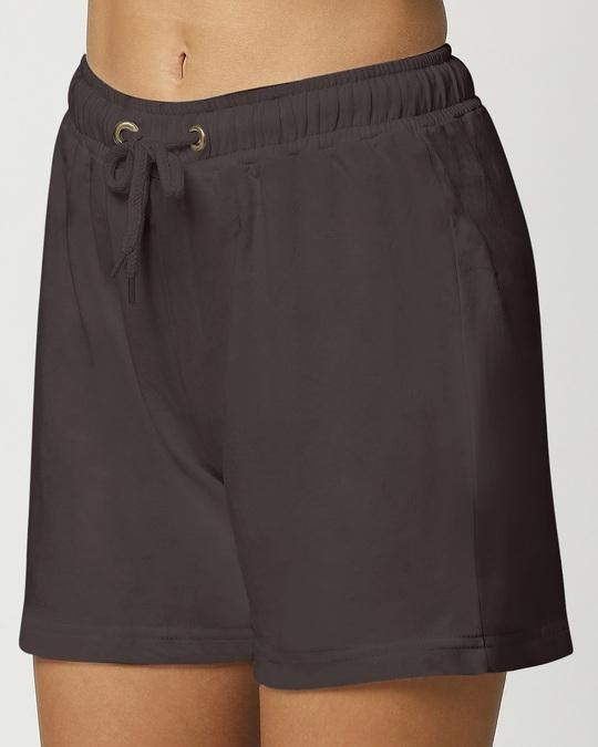 Shop Women's Solid Lounge Shorts