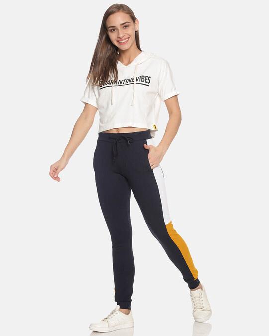 Shop Campus Sutra women's Stylish Joggers-Design