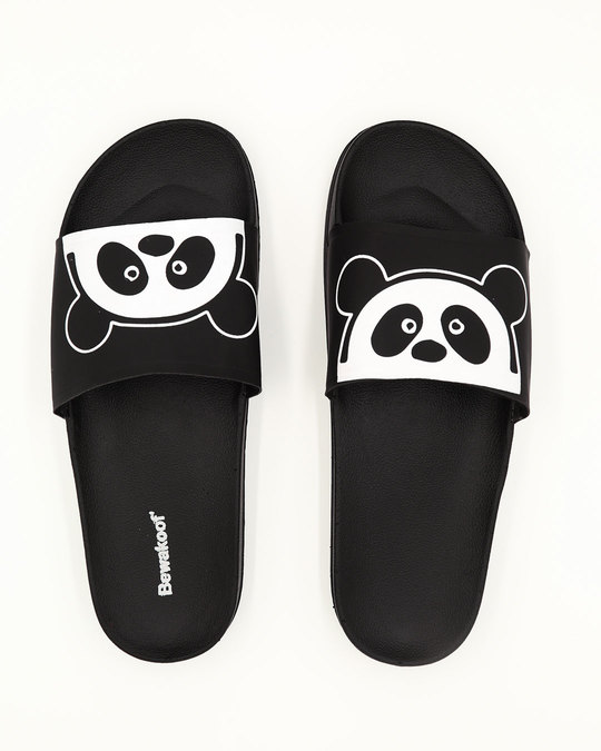 Shop Women Upside Down Panda Sliders-Full